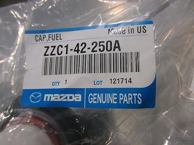 Mazda ZZC1-42-250A Fuel Tank Cap