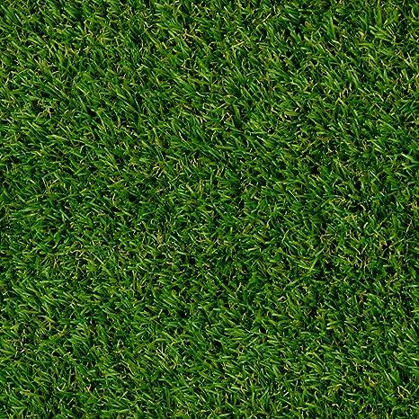 Terrasse casa pura Kunst-Rasen in 6 H/öhen /• Nat/ürlich weich in Echtrasen-Optik /• Rasen-Teppich Tosca Deko /• 200x1000 cm 35 mm /• Kunstrasenteppich wasserdurchl/ässig /& UV-best/ändig /• Garten