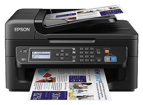 Epson WF-2650DWF - Impresora multifunción de Tinta, Ya Disponible en Amazon Dash Replenishment