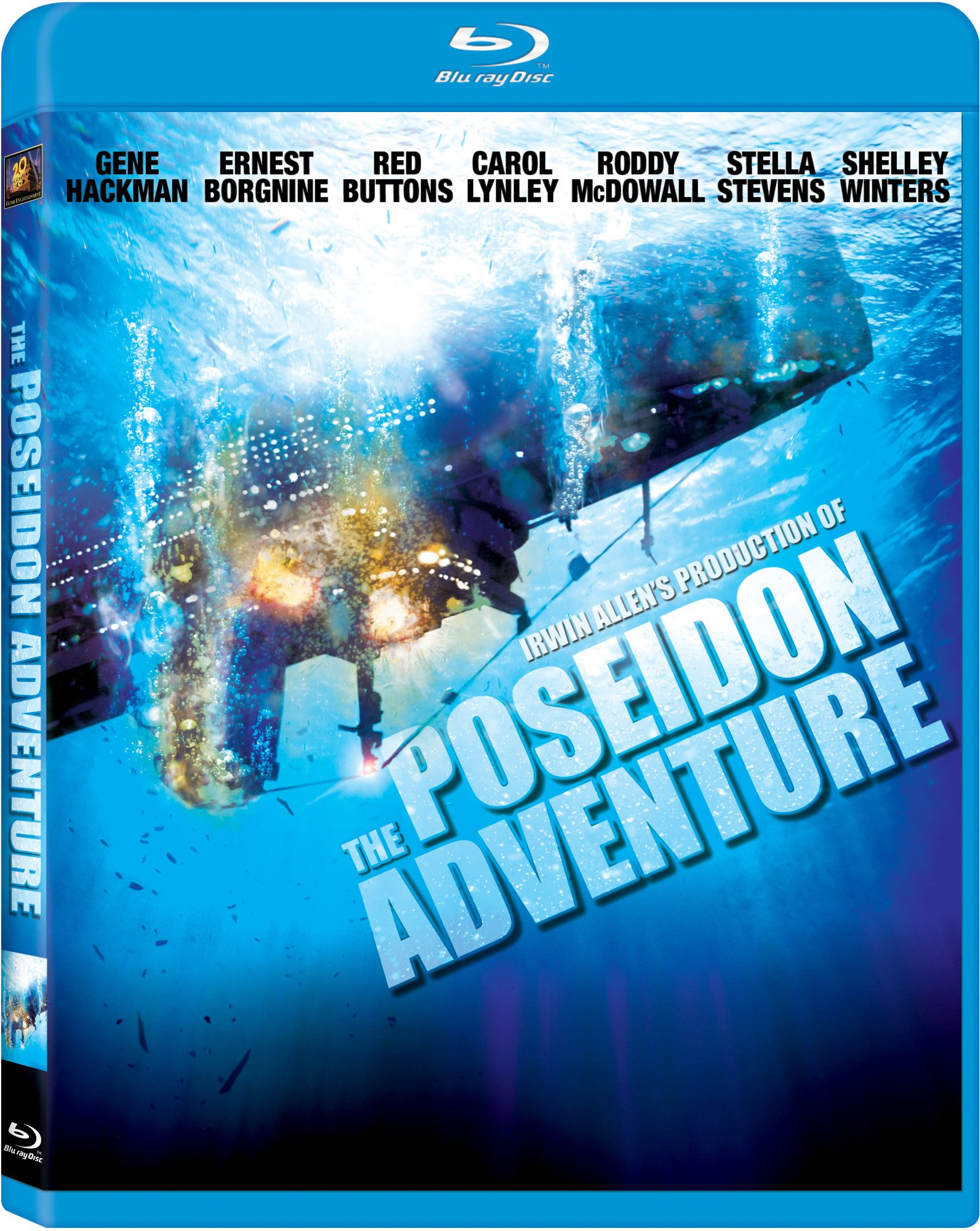 Blu-ray : The Poseidon Adventure (Widescreen, Digital Theater System, )