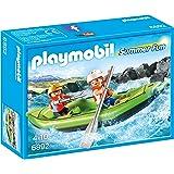 Playmobil - 6892 - Jeu - Enfants + Radeau