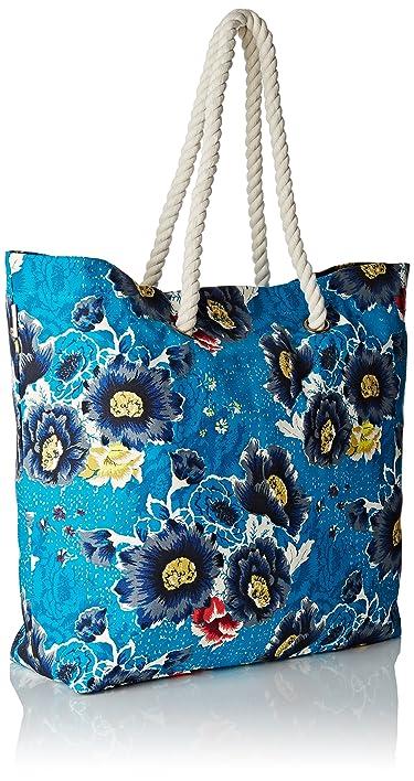 Amazon.com: Billabong Beach Bags - Billabong Essential Beach Bag - Costa  Blue: Shoes
