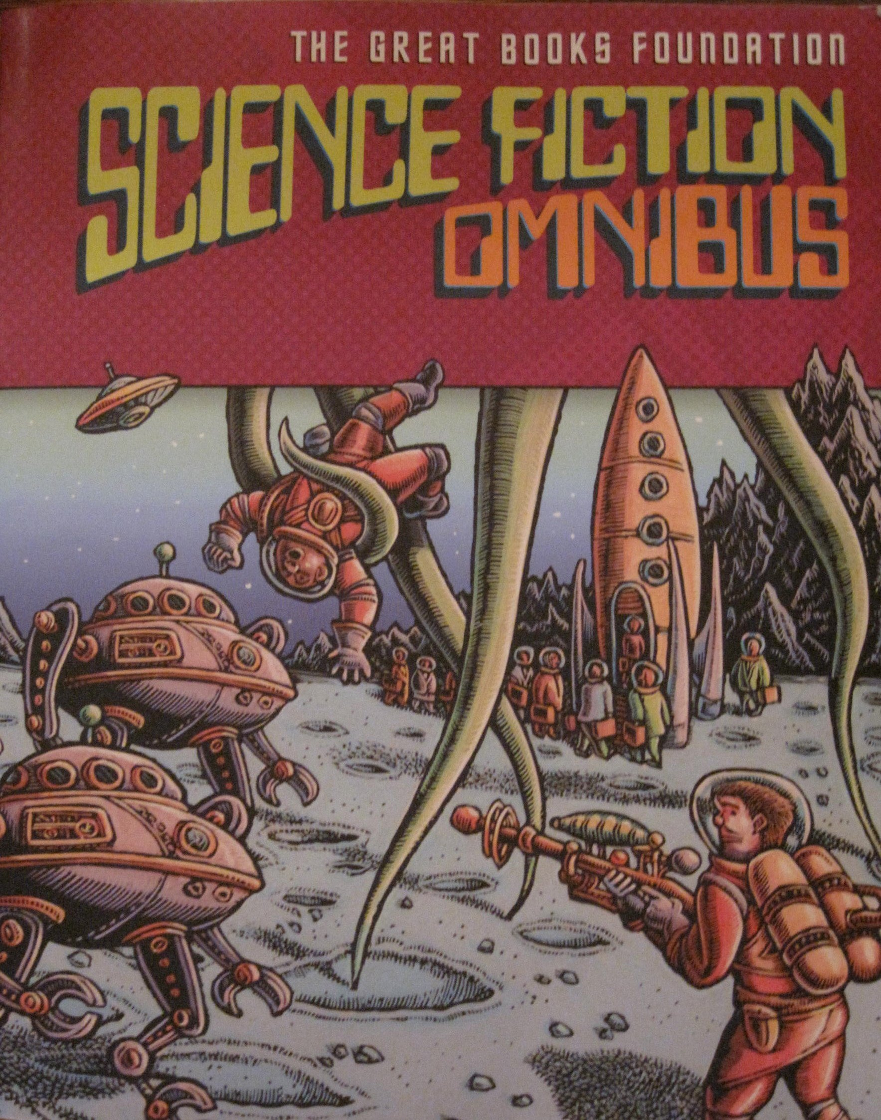 Download Science Fiction Omnibus (The Great Books Foundation) pdf