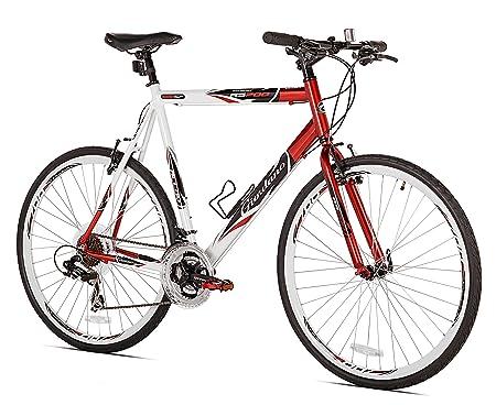 side facing giordano rs700 hybrid bike