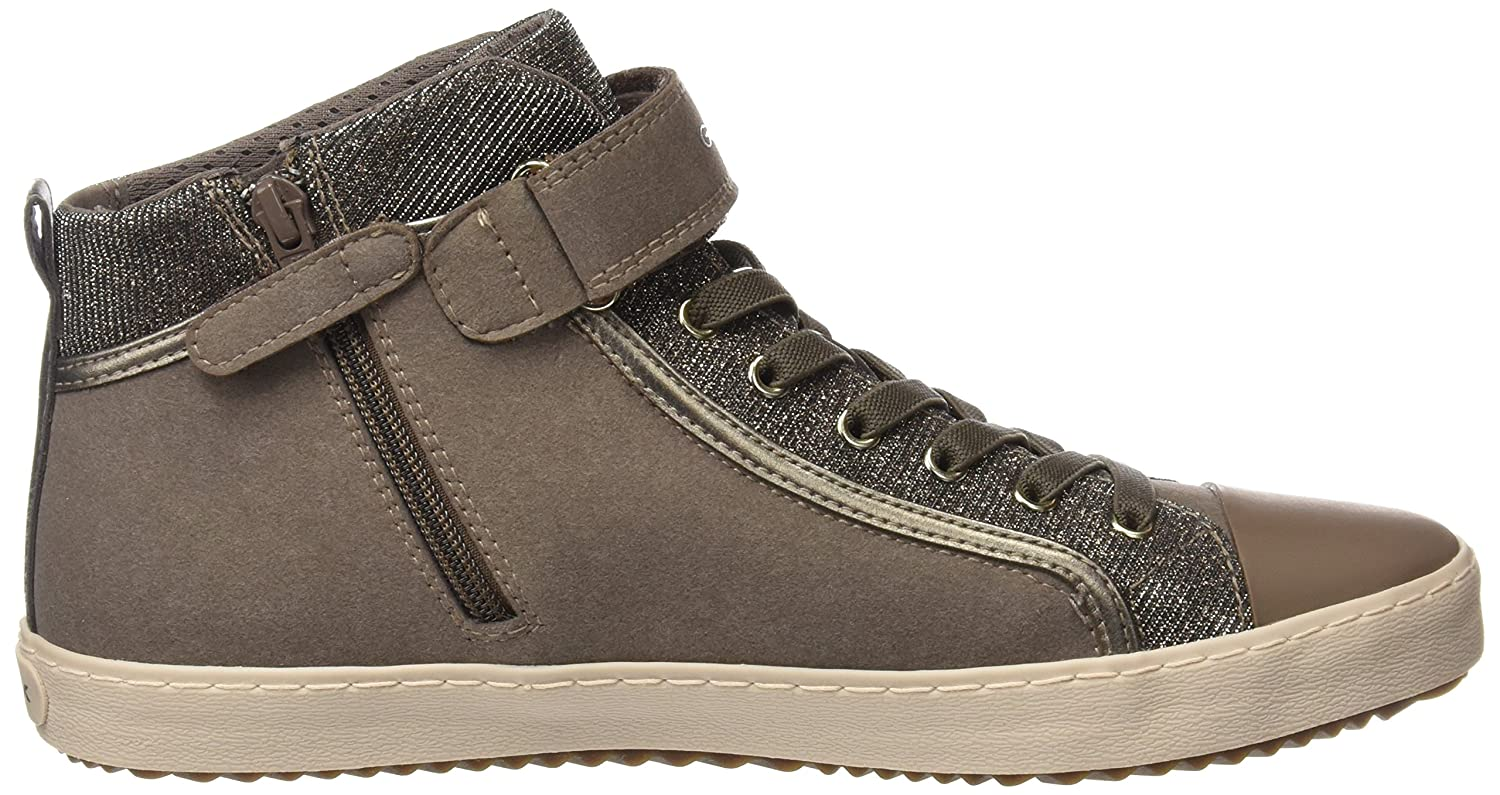Geox Unisex Adults J Kalispera I Hi-Top Trainers