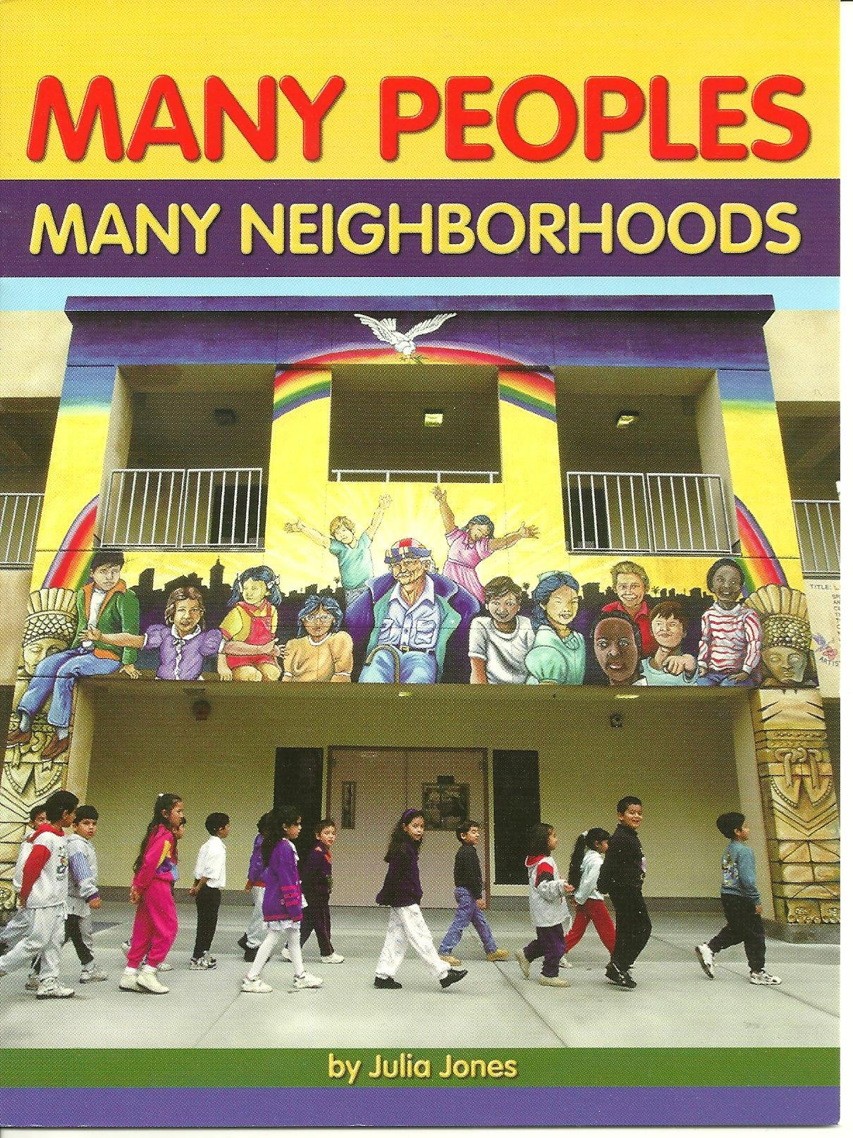 Download Houghton Mifflin Social Studies California: On Level Independent Book Unit 5 Level 4 Many Peoples, Many Neighborhoods pdf epub
