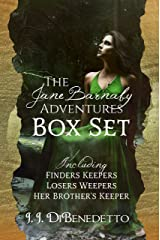 The Jane Barnaby Adventures Box Set Kindle Edition