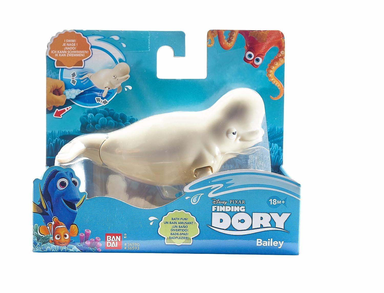 Buscando a Dory Bandai 36594 Figura Marina con Movimiento Hank
