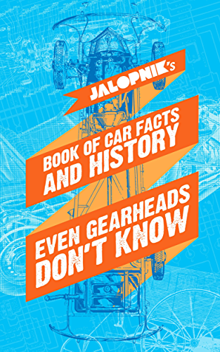 Jalopnik�s Book Of Car Facts And History Even Gearheads Don�t Know