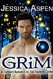 Grim: A Fantasy Romance of the Crimson Court (Tales of the Crimson Court Book 2)