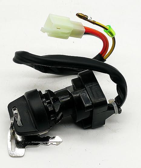 Ignition Key Switch for SUZUKI LT-Z50 LTZ50 LTZ 50 ATV 2006 2007 2008 2009