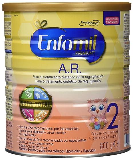 Enfamil A.R. 2 Fórmula Infantil para el Tratamiento Dietético de Regurgitación - 800 gr
