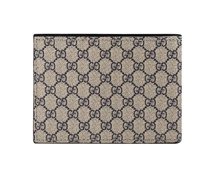 fb5fe67ac3b Gucci GG Platinum Gold Guccisima Wallet Leather Bowie Bow New Italy Box at  Amazon Women s Clothing store