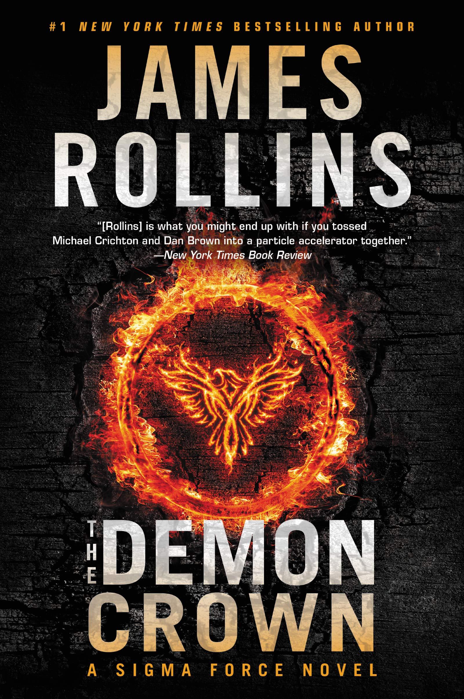 Amazon.com: The Demon Crown: A Sigma Force Novel (Sigma Force Novels)  (9780062869524): James Rollins: Books