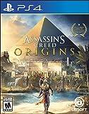 Ubisoft Assassins Creed Origins Standard Edition (PlayStation 4)