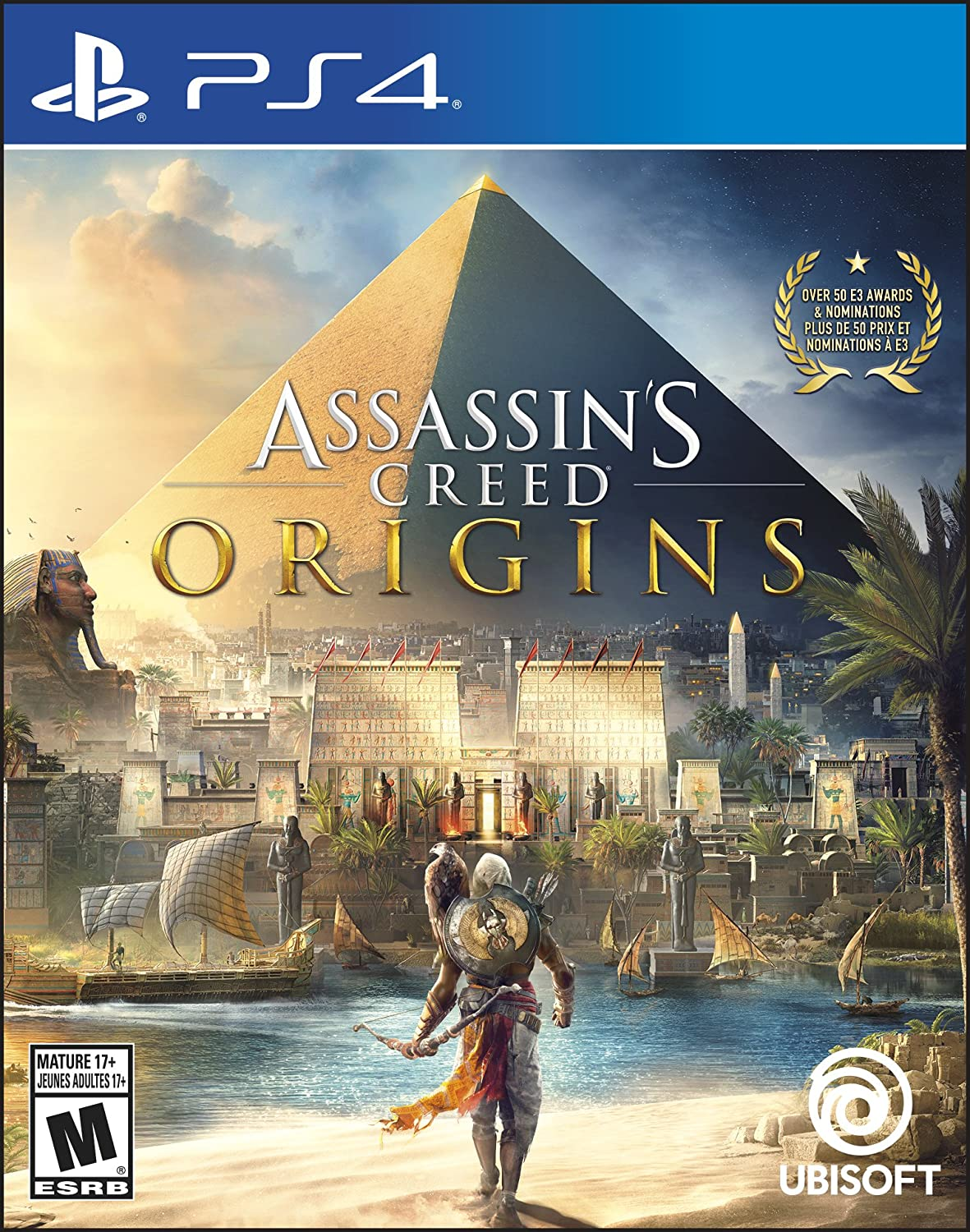 Assassins Creed Origins Standard Edition - PlayStation 4  PlayStation 4   Computer and Video Games - Amazon.ca 23b091f170