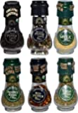 Assorted Drogheria & Alimentari Organic Spice Mills Variety Pack, 6 Count