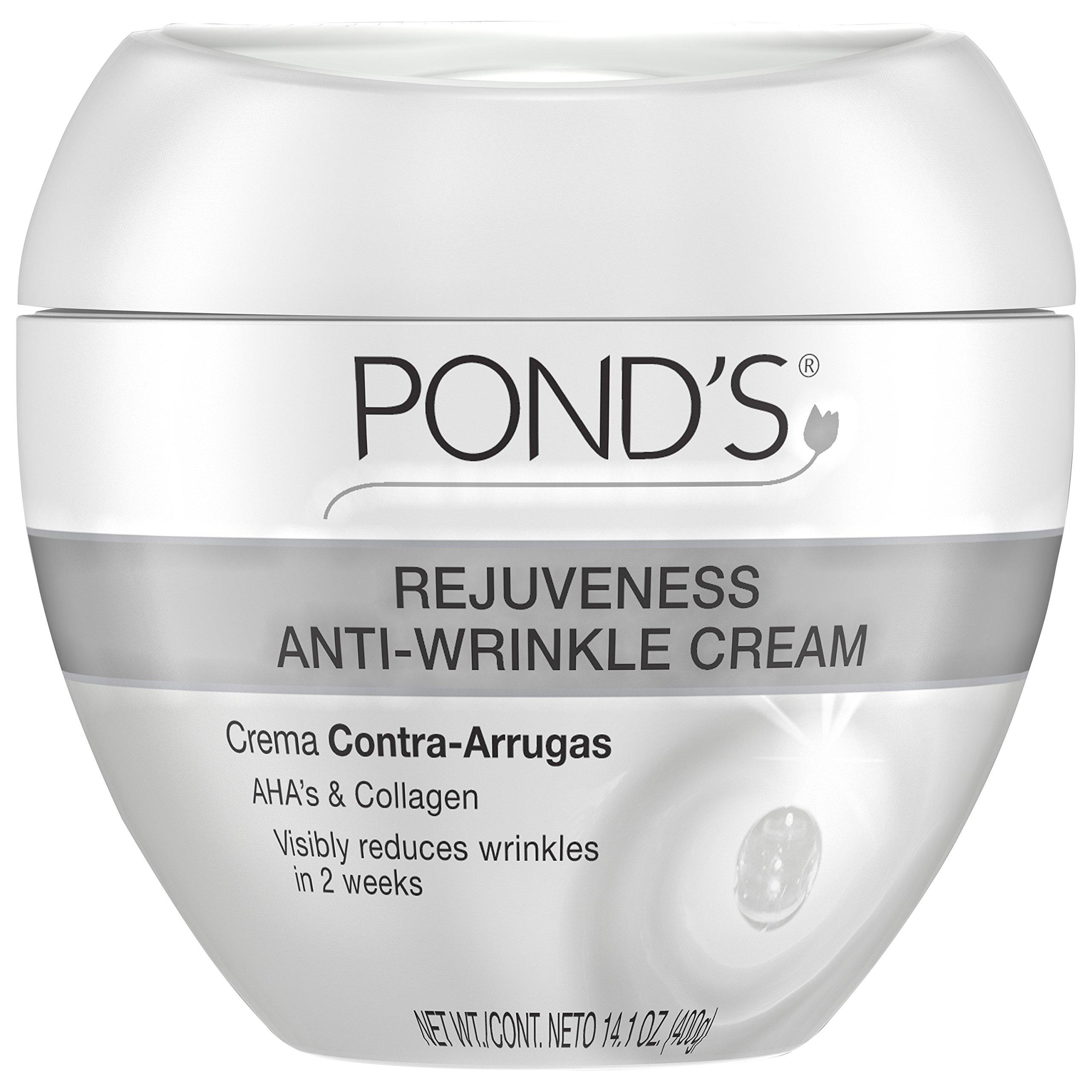 Pond's Rejuveness Anti-Wrinkle Cream, 14.1 oz