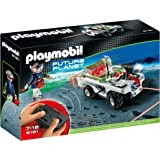 PLAYMOBIL Explorer Quad with IR Knockout Cannon