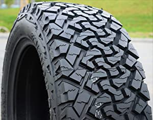 Venom Power Terra Hunter X/T All-Terrain Radial Tire-LT265/75R16 123/120Q LRE 10-Ply