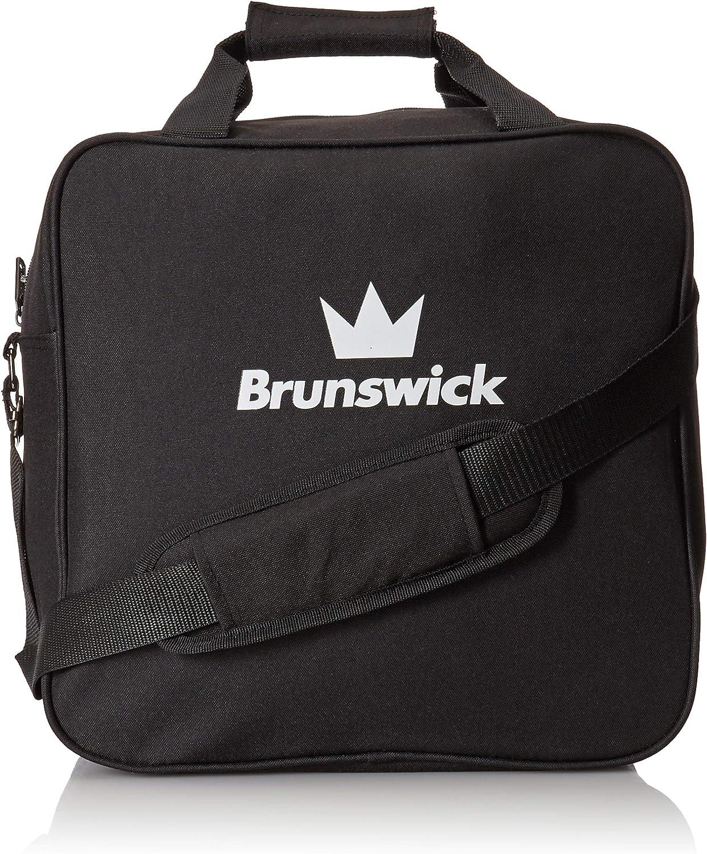 Brunswick TZone Single Tote Bowling Bag 1/Ball for a Bowling Ball