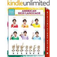 American Sign Language (Speedy Study Guides) (Sign Language Alphabet Edition)