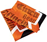 The Northwest Company NFL Cincinnati Bengals Anthem Pillowcase Set Anthem Pillowcase Set, Orange, One Size