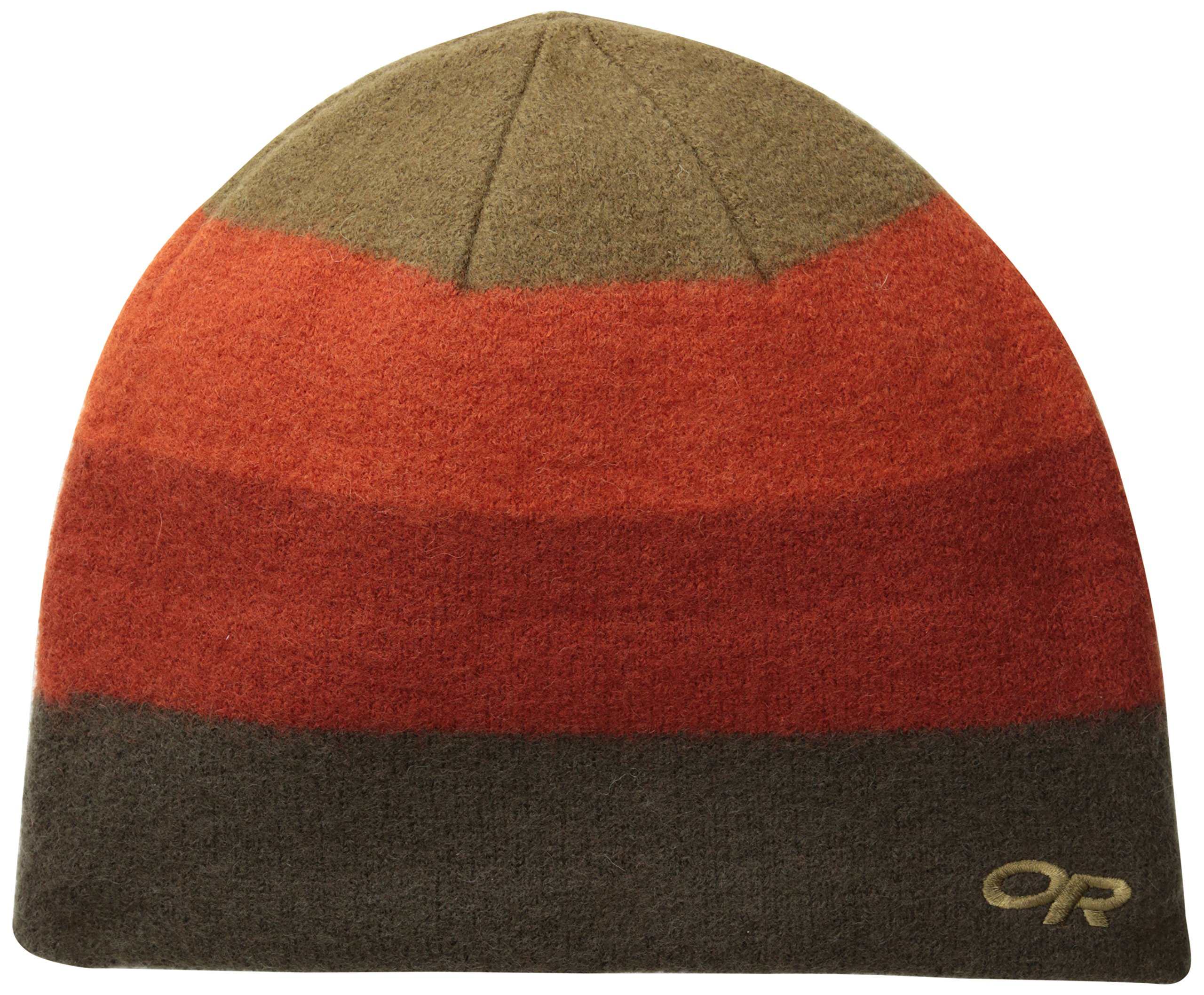 Outdoor Research Gradient Hat, Earth/Diablo, 1size