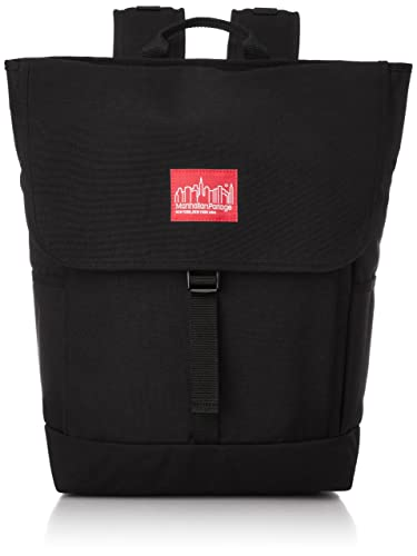 f693b866fc9f [マンハッタンポーテージ] Manhattan Portage 公式 Washington SQ Backpack MP1220 BLK (Black)