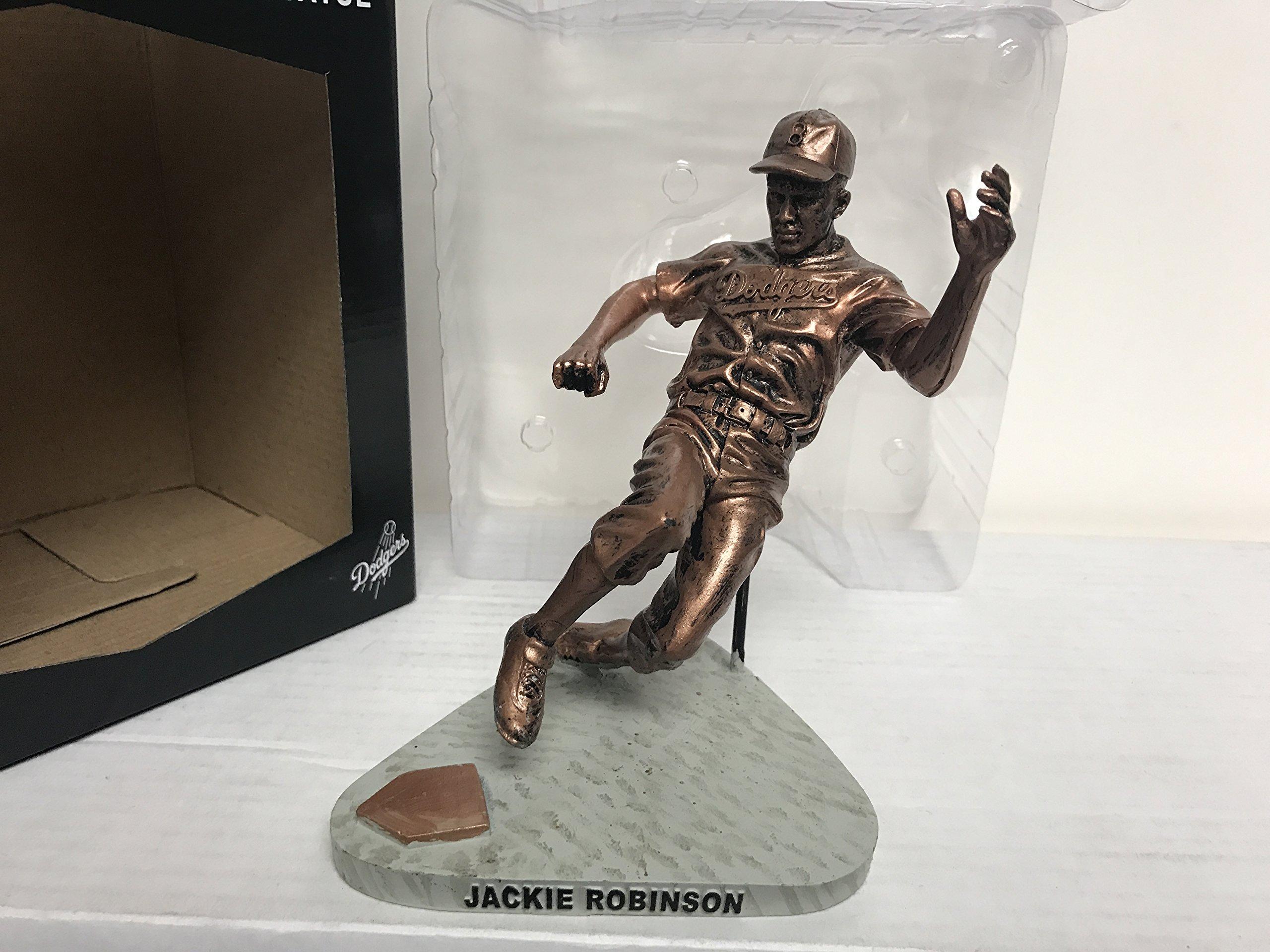 Jackie Robinson Statue 2017 Los Angeles Dodgers SGA Stadium Give Away