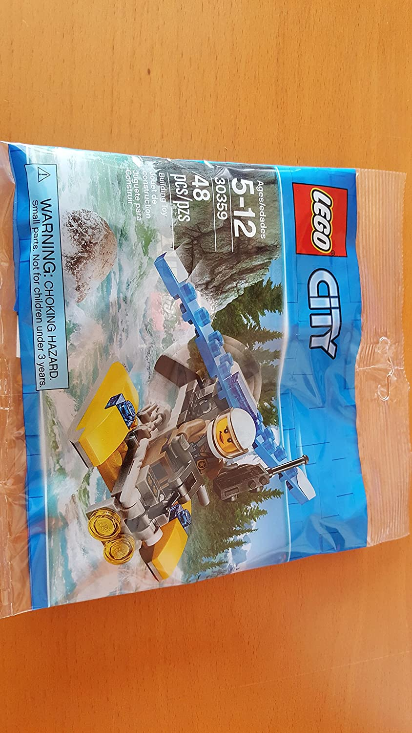 LEGO City Police Water Plane 30359