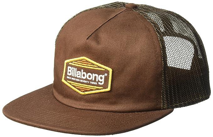 94b93fd5a83 Amazon.com  Billabong Men s Breakdown Trucker