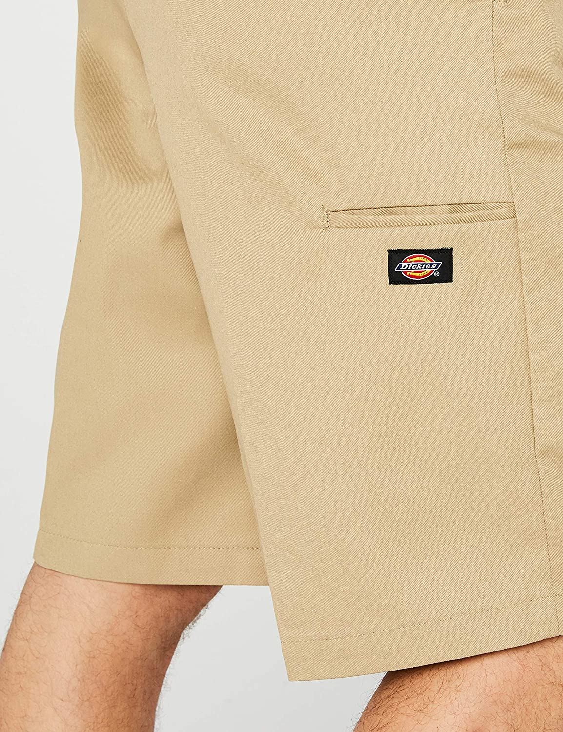 Dickies Men's 13 Inch Loose Fit Multi-Pocket Work Short: Clothing