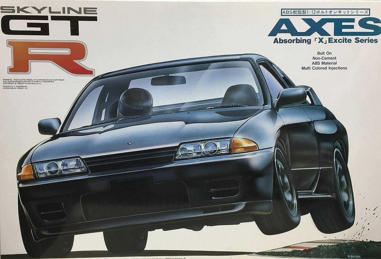 フジミ模型 AXES No.01 1/12 R32 スカイラインGT-R   B000BD38OQ