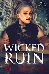 Wicked Ruin (Se7en Sinners Book 3) Kindle Edition