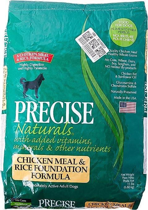 Precise 726015 Canine Foundation - Comida Seca para Mascotas, 15 ...