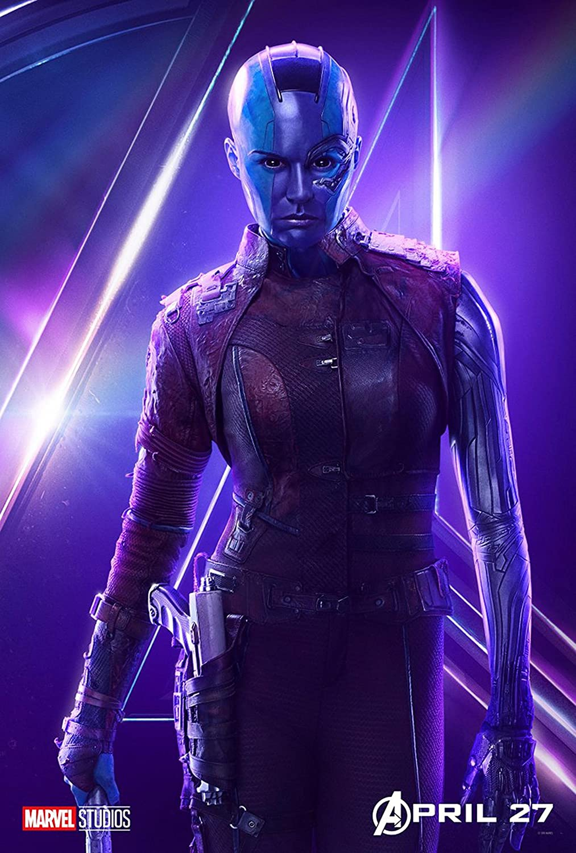 Black Creations Avengers Infinity War 23 Cartel Lienzo ...