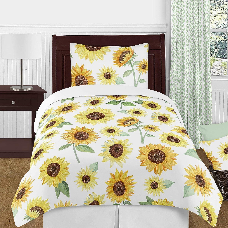 YY00020218 Azeeda Sunflower Retro Style Yo-Yo