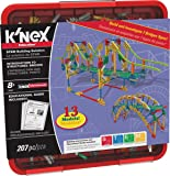 K'NEX Education Intro to Structures Bridges Set for Kid of Grades 3-5, 207-Pieces