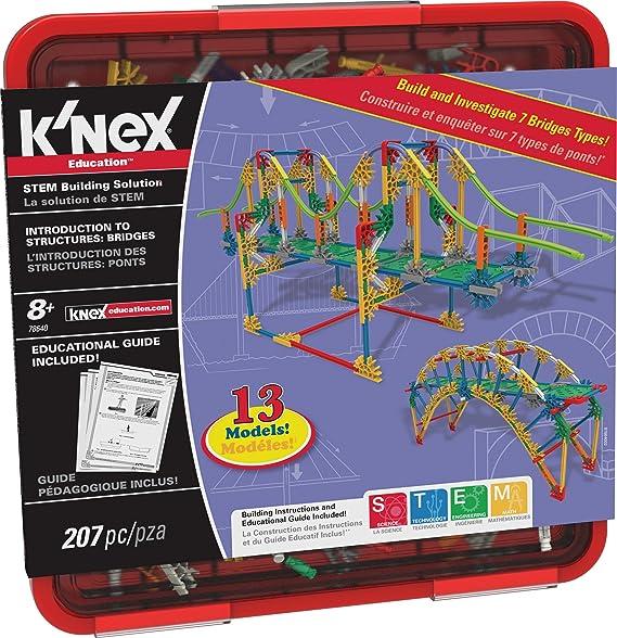 Amazon.com: Juego Knex educativo, introducción a las ...
