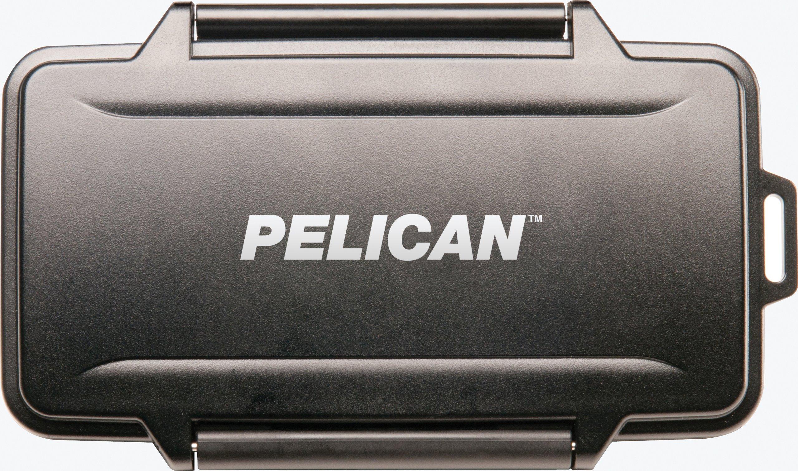 Pelican 0945 Compact Flash Memory Card Case (Black)