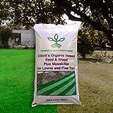 Weed and Feed + Moss Killer 10-4-4+3.5 Fe Grass/Lawn Fertiliser Treats Upto 300m² | Kills Weeds + Moss and Feeds Grass