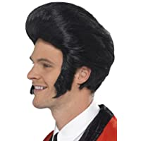 50s Quiff King Wig