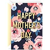 Hallmark Signature Mothers Day Card (All the Happiness You Bring), 5 x 7.2, Model Number: 699MBC1039