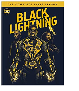 Book Cover: Black Lightning: Season 1