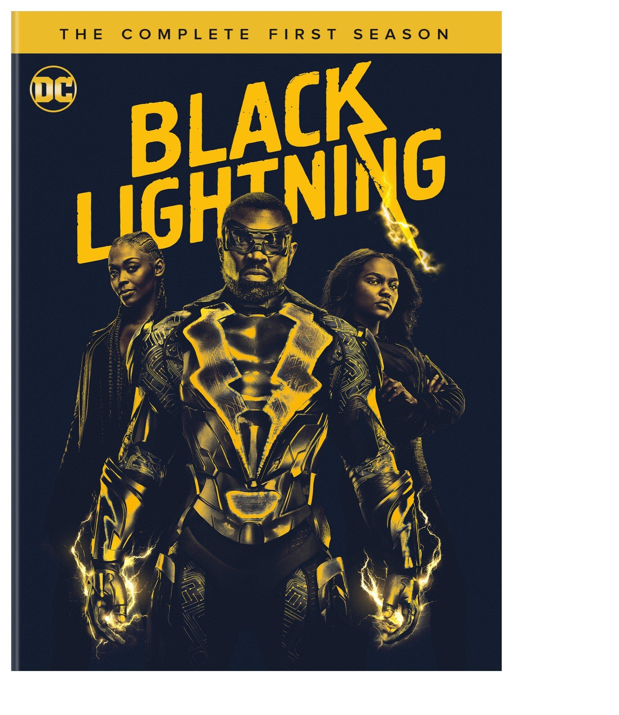 Book Cover: Black Lightning: Season 1