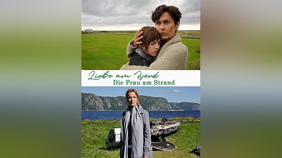 Liebe am Fjord - Die Frau am Strand