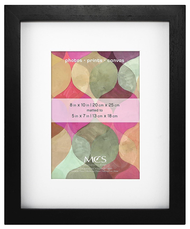 Amazon.de: MCS Art Rahmen, schwarz, 8x10