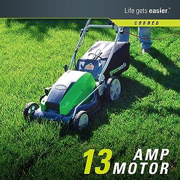 GreenWorks 25112 Corded Lawn Mower
