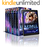 Revant Warriors The Complete Series (Books 1-6)